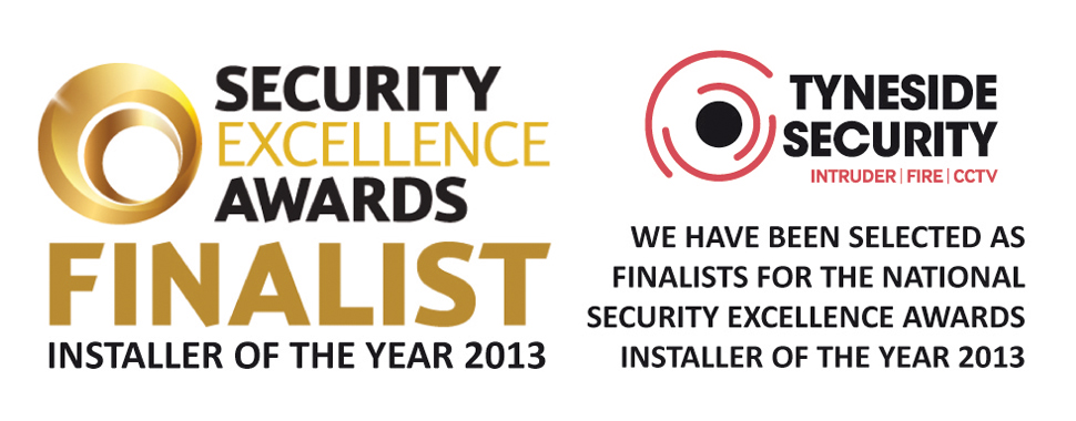 Security Excellence Award Tyneside Security web